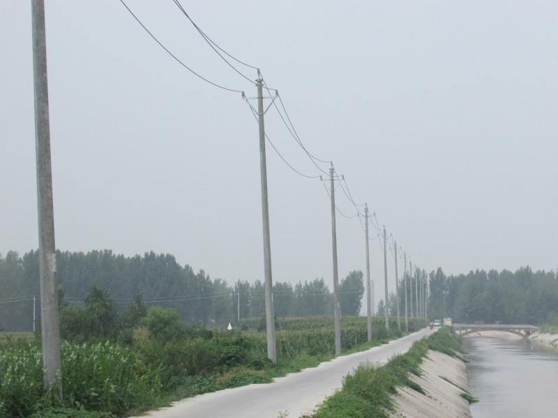 洛阳市伊川县10千伏祈南线新建工程